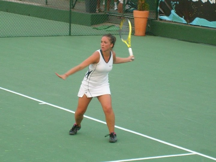 Laura Rocchi, Championne de France U18 en 2003